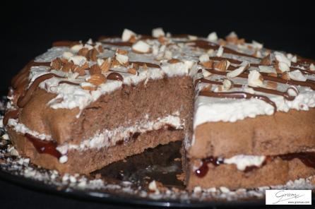 Topfen-Mandel Sweety