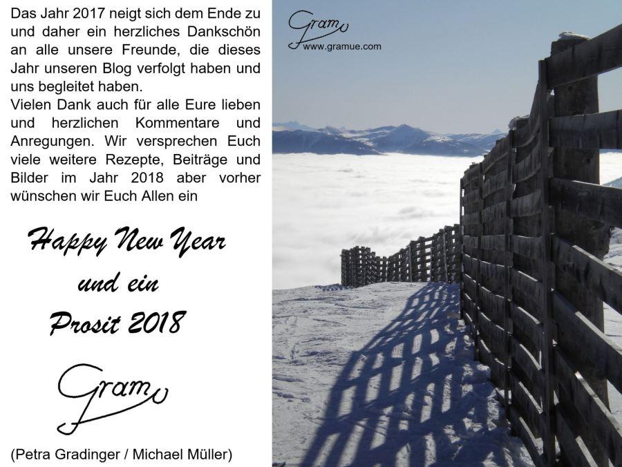 Gramue - Neujahr
