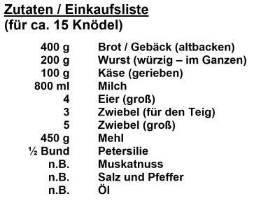 Zutaten-Wurst_Käseknödel