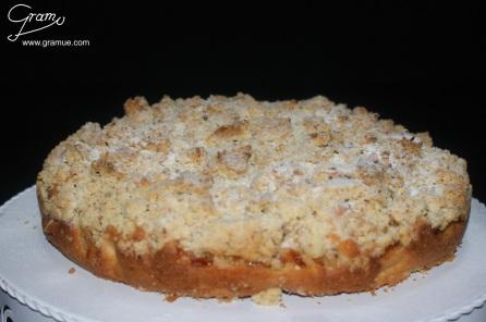 Apfel-Streuselkuchen......