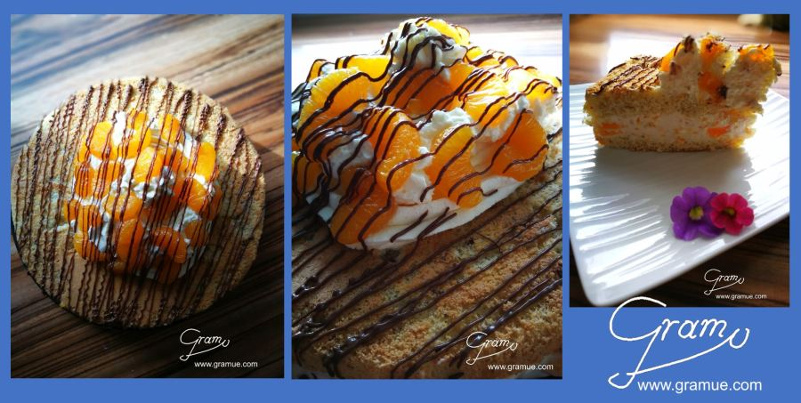Topfen-Joghourt-Torte - Titel