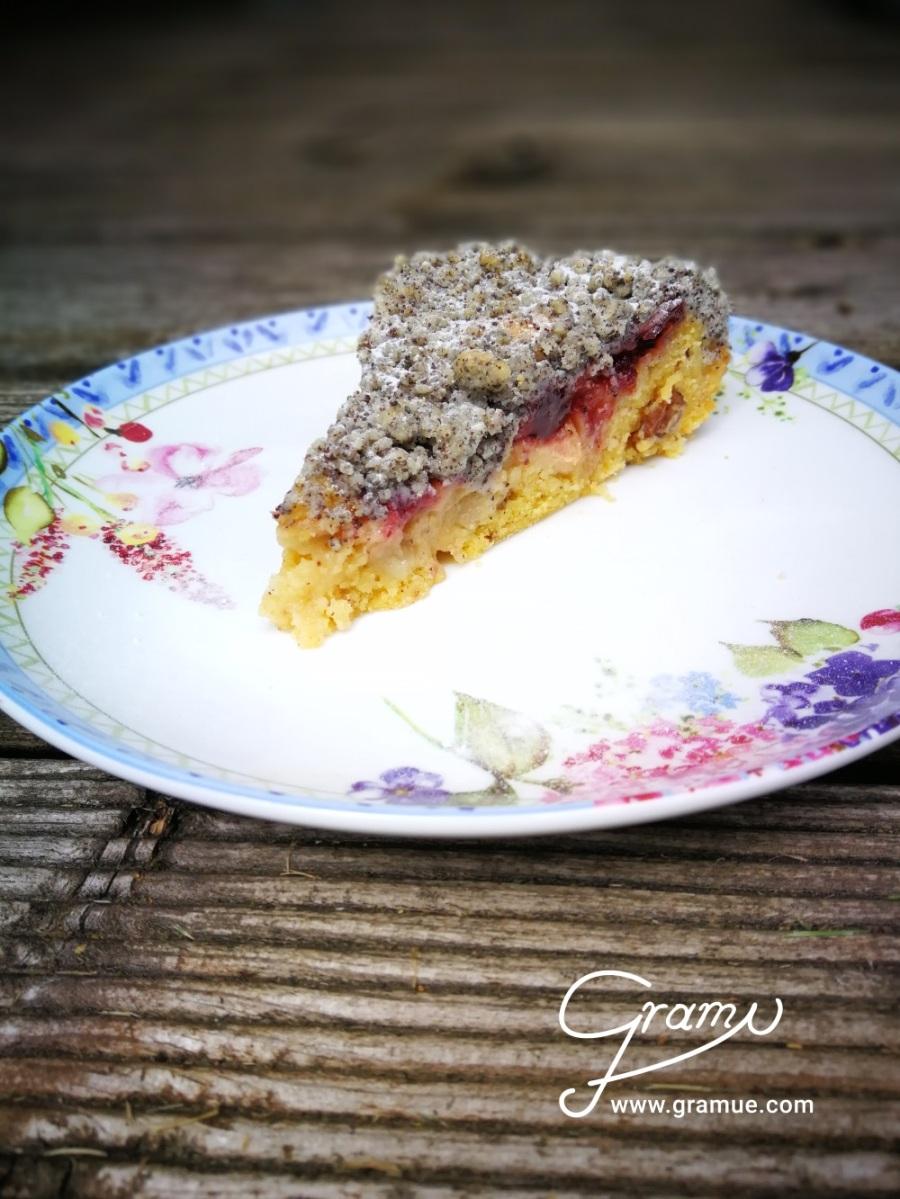 Birnen-Mohn - Kuchen_E_Titel