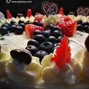 Früchte Tiramisu-Torte