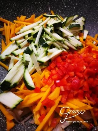 """Gemüse fein schneiden (""""stifteln"""")"""