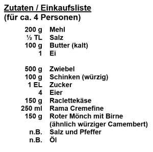 Zutaten_Zwiebel-Camembert-Tarte
