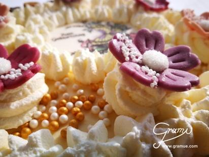 Eierlikör-Kakao Torte